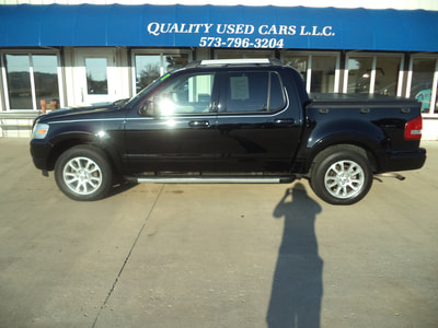 2007 FORD EXPLORER SPORT TRAC LIMITED & USED CAR INVENTORY - QUALITY USED CARS LLC 1301 S. OAK ST ... markmcfarlin.com